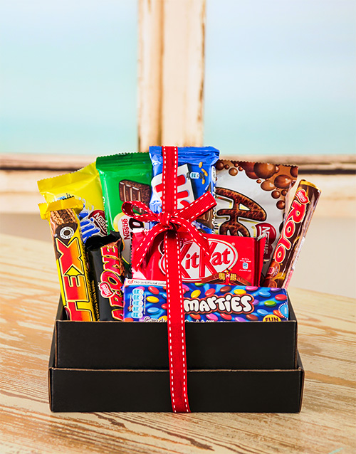 Chocolate Gift Boxes South Africa : Buy nestle chocolate gift box netgifts