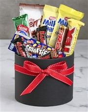 Picture of Hat Box of Nestle Chocolates!