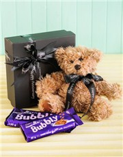 Picture of Anniversary Gift with Teddy & Cadbury Chocs!