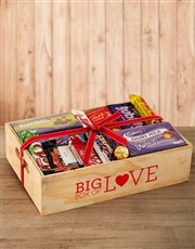 Picture of Chocolate Crate of Love!