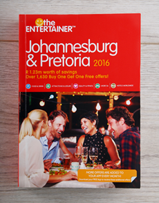 Gifts and Hampers: The Entertainer - Johannesburg and Pretoria!