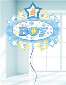 for Kids - for Boys: It's a Boy Balloon!