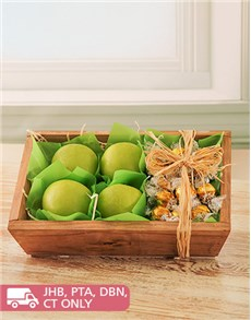 Sympathy - Hampers and Gifts: Apple and Lindt Gift Set!