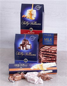 Rosh Hashanah - Rosh Hashanah: Sally Williams Nougat Gift Hamper!