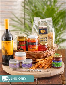 Love and Romance - Hampers and Gifts: Trudeau Board with Pates and Preserves!