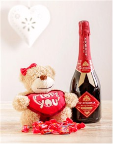Love and Romance - Hampers and Gifts: Little Miss Bubbles!
