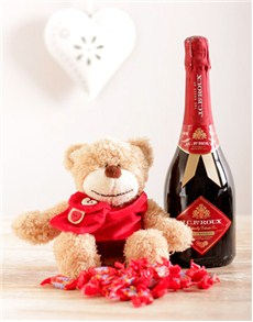 Love and Romance - Hampers and Gifts: Cute Mr Bubbles!