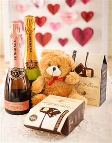 Love and Romance - Hampers and Gifts: Double Up Your Love!