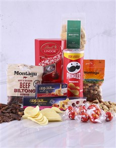 Get Well - Hampers and Gifts: Snack Attack!
