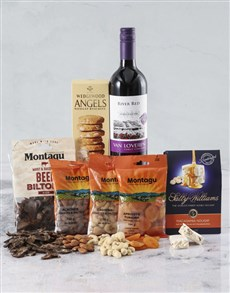 Sympathy - Hampers and Gifts: Bon Appetit!