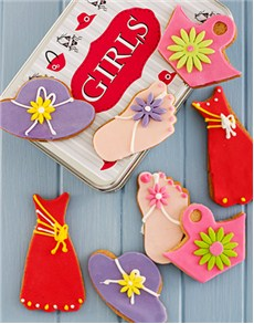 Goodies For Girls Biscuits