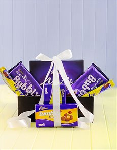 Friendship - Hampers and Gifts: Cadbury Chocolate Galore Hamper!