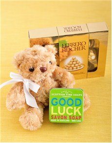 Good Luck Soap  with Ferrero Rocher