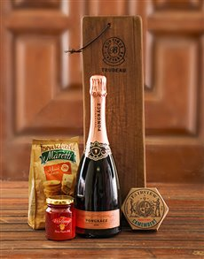 Engagement - Hampers and Gifts: Pongracz and Cheese with Trudeau Board!