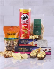 Friendship - Hampers and Gifts: Munch Mania!