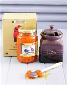 Engagement - Hampers and Gifts: Le Creuset Jam Jar!