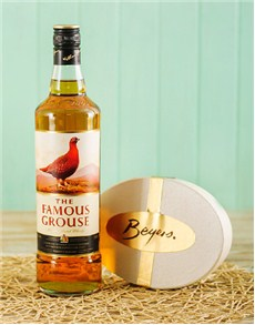 Congratulations - Hampers and Gifts: The Famous Grouse and Beyers Chocolates!