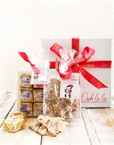 Friendship - Hampers and Gifts: Decadent Ooh La La Hamper!