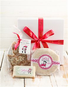 Friendship - Hampers and Gifts: Ooh La La Nougat and Brittle Hamper!