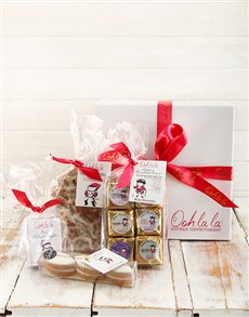 Friendship - Hampers and Gifts: Assorted Ooh La La Gift Box!