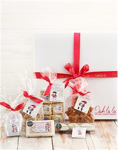 Friendship - Hampers and Gifts: Deluxe Ooh La La Hamper!