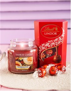 Yankee Candle Lindt Chocolates