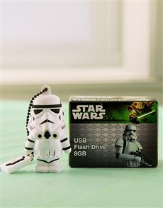 Star Wars Storm Trooper USB Flash