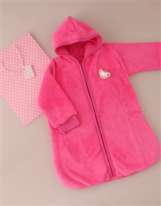 for Baby - Hampers and Gifts: Baby Girl Snuggy Gift Set!