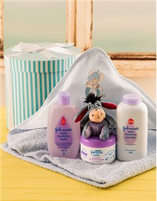 Eeyore Bath Time Pamper Set for Boys