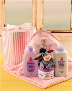 for Baby - Hampers and Gifts: Eeyore bath Time Pamper Set for Girls!