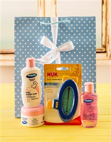 for Baby - Hampers and Gifts: It's a Boy Baby Care Gift!