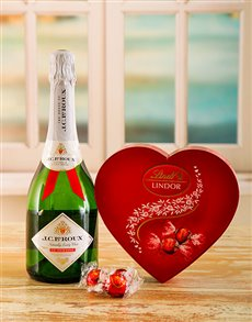 Love and Romance - Hampers and Gifts: JC Le Roux and Lindt Gift Set!