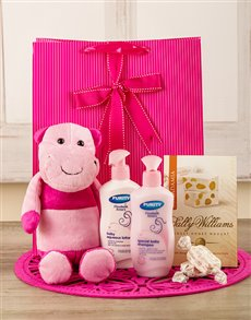 for Baby - Hampers and Gifts: Happy Hippo Baby Gift!