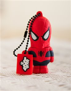 for Kids - for Boys: Spiderman USB Flash Drive!