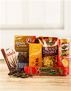 Gifts and Hampers: Caramel Crunch Hamper!
