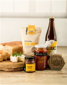 Cheese And Craft Beer Gourmet Bread Kit