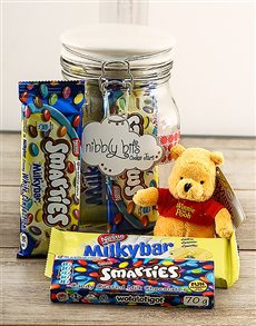 for Kids - for Boys: Wot A Lot You Got Candy Jar!