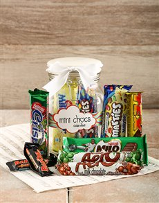 Nestle Candy Jar