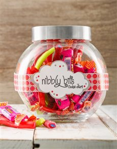 Gifts and Hampers: Fabulous Fizzy Candy Jar!