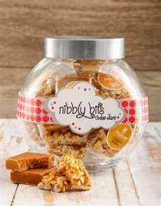 Fudge Tastic Candy Jar