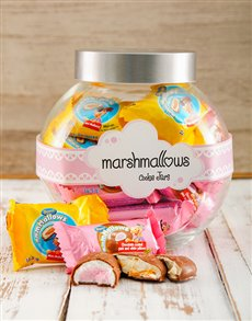 for Kids - for Boys: Chocolate Mallow Candy Jar!