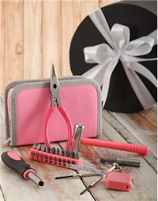 Gifts and Hampers: Ladies Tool Kit!