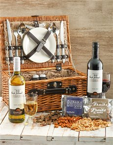 Best Friend Duo Picnic Basket