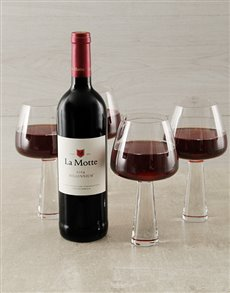Carrol Boyes Red Wine Glasses