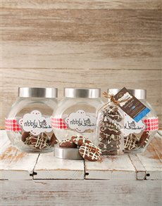 Gifts and Hampers: Biscuit Candy Jar!