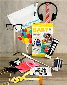 Gifts and Hampers: Baby Selfie Goodie Bag!