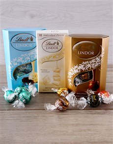 Gifts and Hampers: Lindor Love!