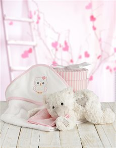 for Baby - Hampers and Gifts: Cutey Pie Girl!