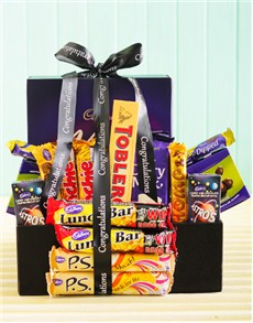 Congratulations - Hampers and Gifts: Congratulations Cadbury Chocolate Festival!