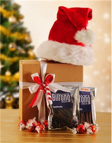 Gift Box of Biltong and Chocs